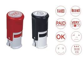 Self Inking Stamp at UAE